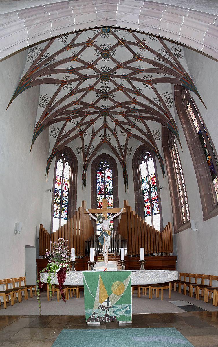 Chor Kirche
